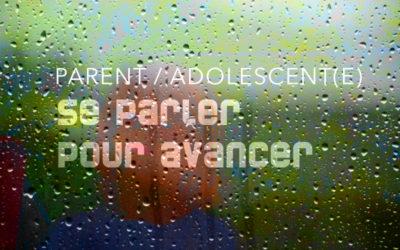 Médiation parent / adolescent